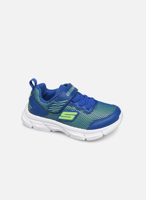 Sneakers Skechers Advance Azzurro vedi dettaglio/paio
