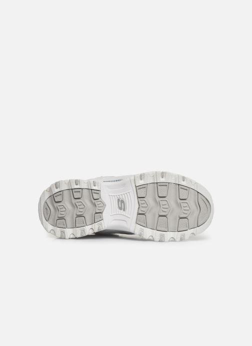 Sneakers Skechers D'Lites Kids Hvid se foroven