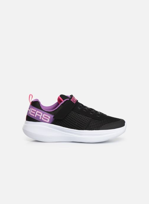 Chaussures de sport Skechers Go Run Fast Noir vue derrière