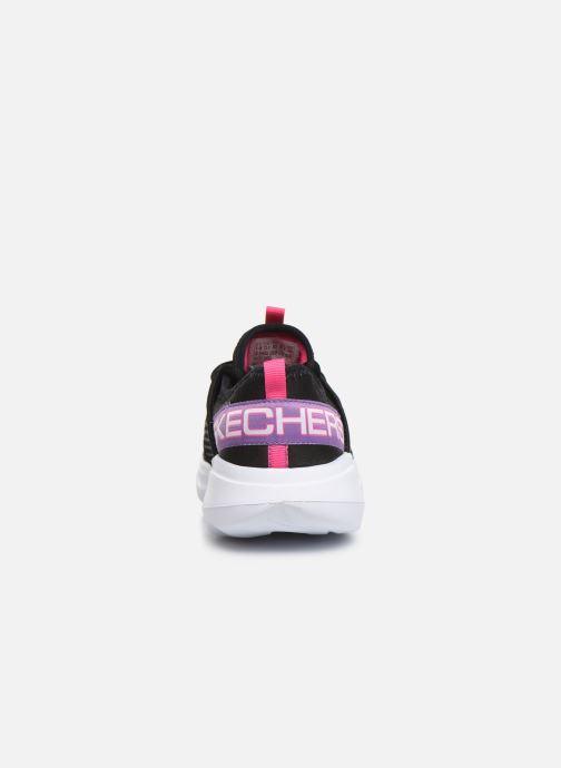 Chaussures de sport Skechers Go Run Fast L Noir vue droite