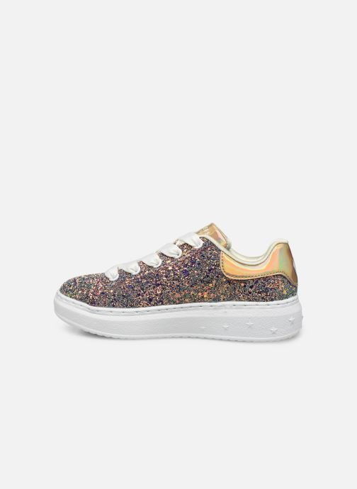 Baskets Skechers High Street Argent vue face