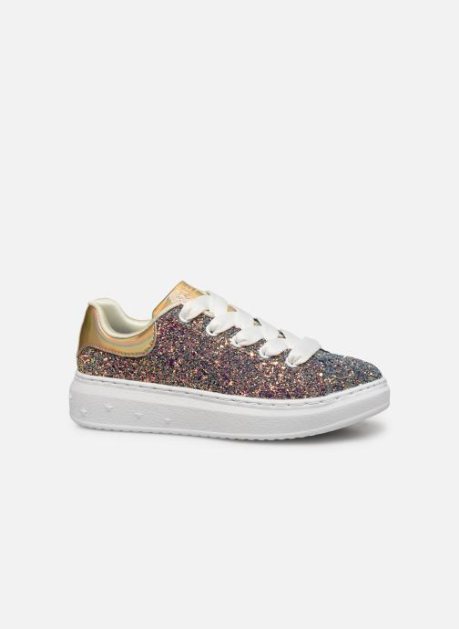 Trainers Skechers High Street Silver back view