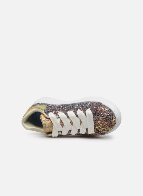 Sneakers Skechers High Street Argento immagine sinistra