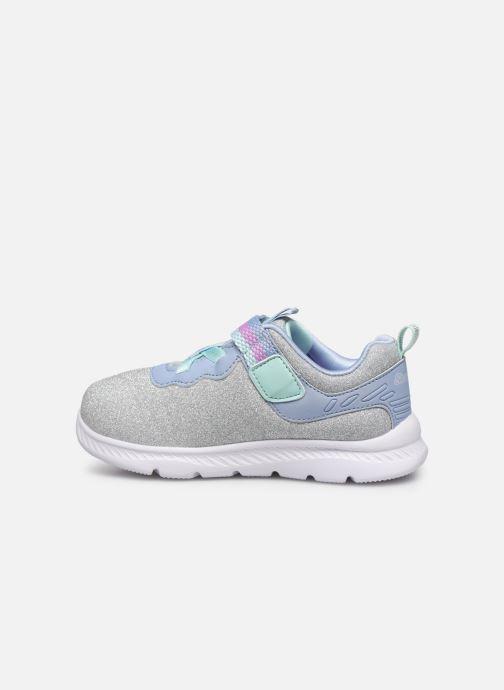 Sneakers Skechers Comfy Flex 2.0 Grijs voorkant