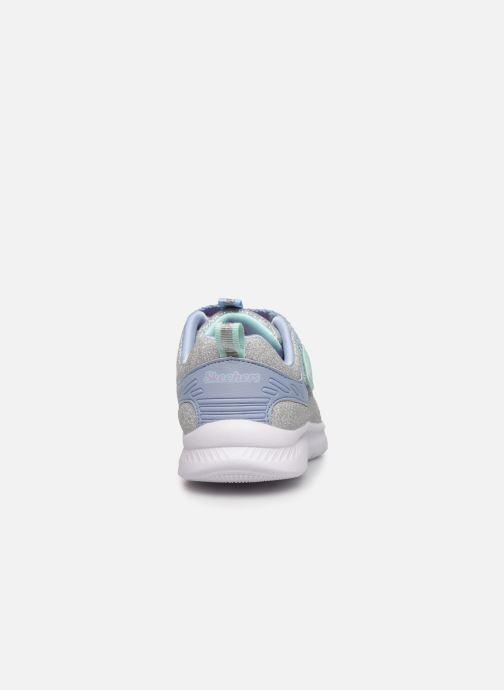 Baskets Skechers Comfy Flex 2.0 Gris vue droite