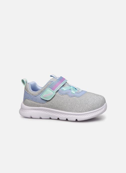 Sneakers Skechers Comfy Flex 2.0 Grijs achterkant