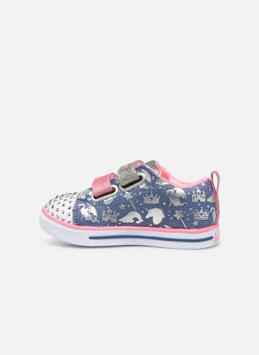 Sneakers Skechers Sparkle Lite K Multicolore immagine frontale