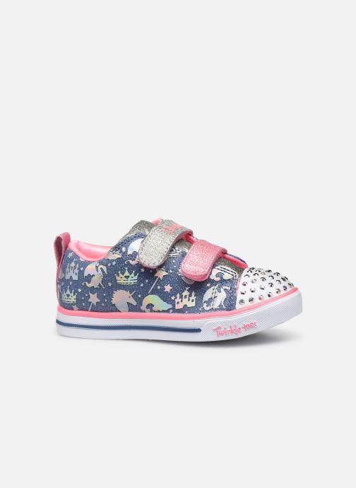 Sneakers Skechers Sparkle Lite K Multicolore immagine posteriore