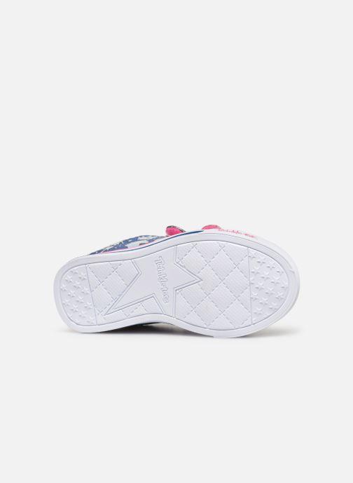 Sneakers Skechers Sparkle Lite K Multicolore immagine dall'alto