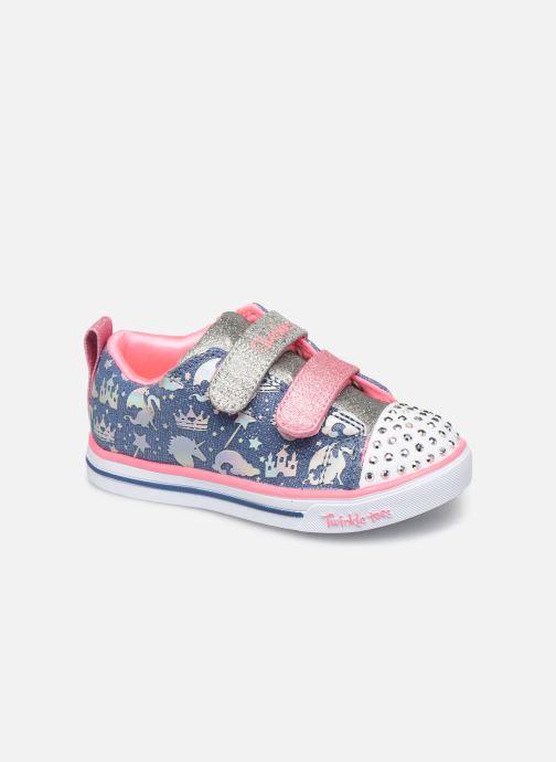 Sneakers Skechers Sparkle Lite K Multicolore vedi dettaglio/paio
