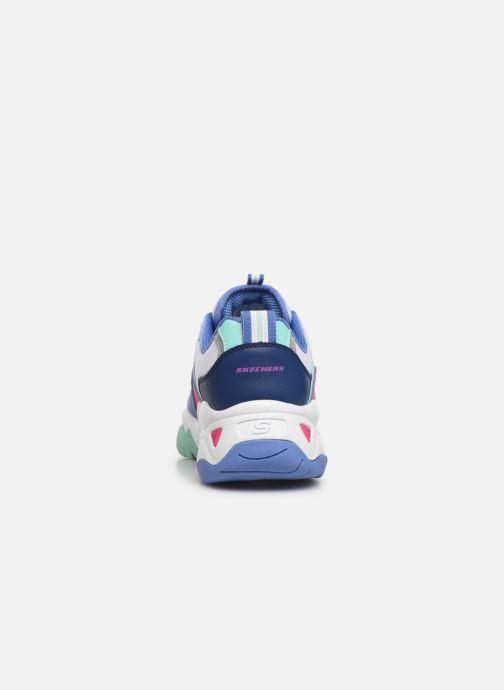 Sneakers Skechers D'Lites 3.0 Multicolore immagine destra