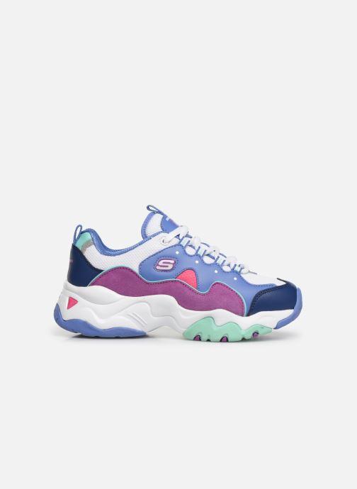 Sneakers Skechers D'Lites 3.0 Multicolore immagine posteriore