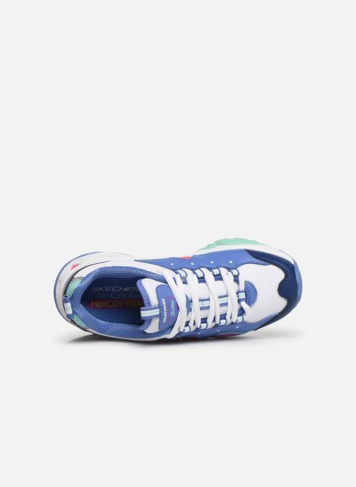 Sneakers Skechers D'Lites 3.0 Multicolore immagine sinistra