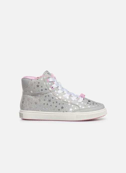 Sneaker Skechers Shoutouts Glitz grau ansicht von hinten