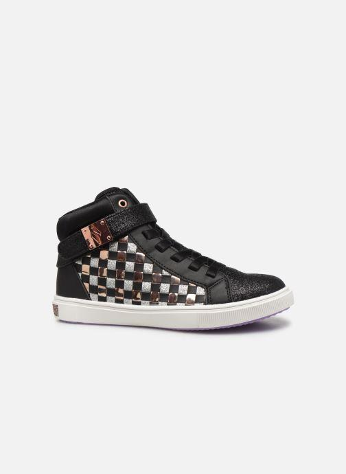 Sneaker Skechers Shoutouts Glitz schwarz ansicht von hinten