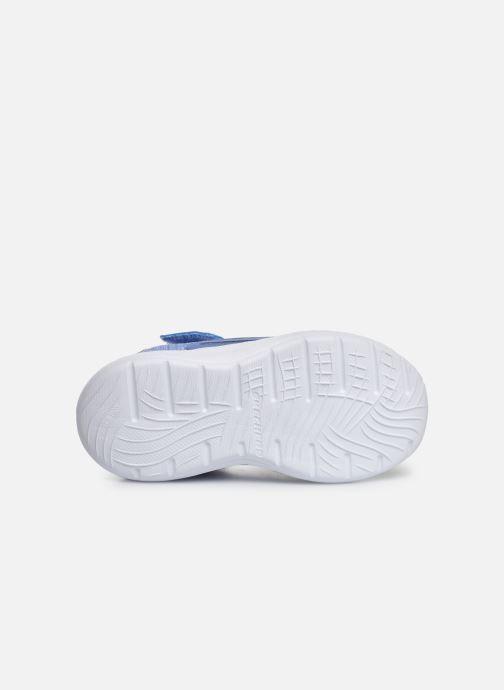 Sneakers Skechers Dyna-Lights Azzurro immagine dall'alto