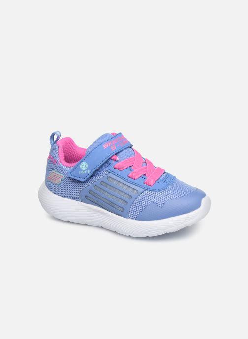 Sneakers Skechers Dyna-Lights Azzurro vedi dettaglio/paio