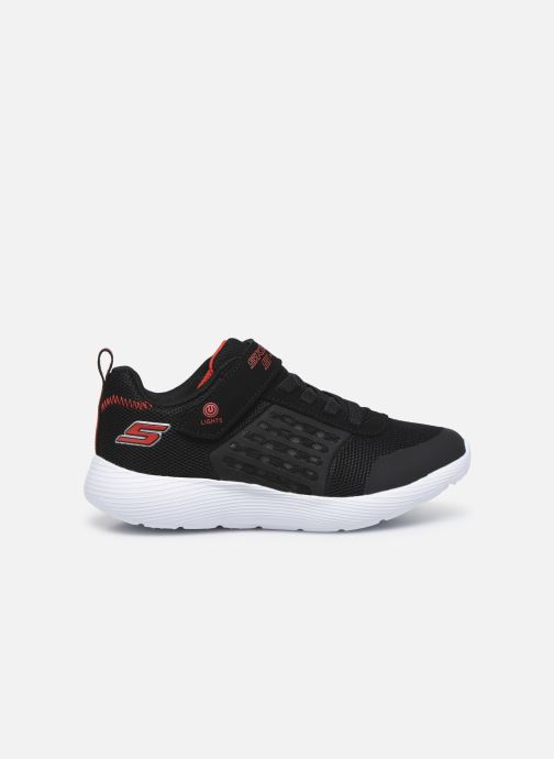 Trainers Skechers Dyna-Lights Black back view