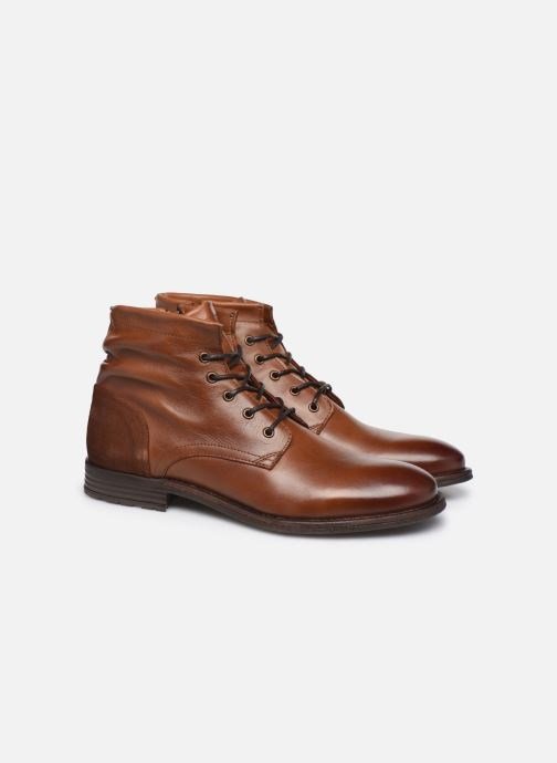 Bottines et boots Mr SARENZA Papio Marron vue derrière