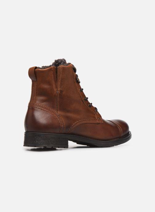 Boots en enkellaarsjes Mr SARENZA Panty Bruin voorkant