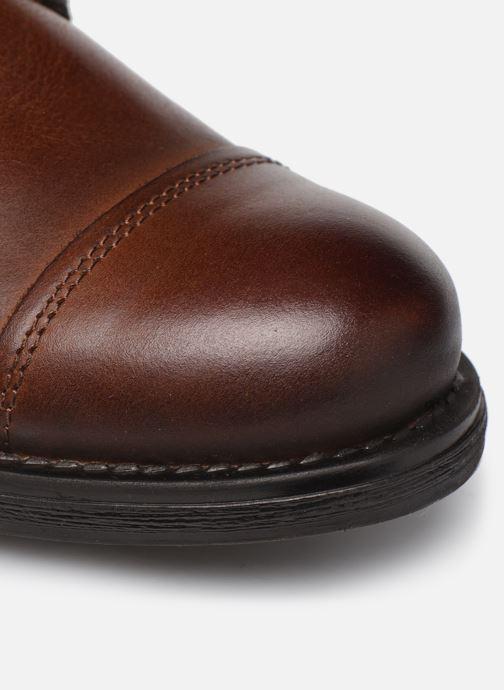 Boots en enkellaarsjes Mr SARENZA Panty Bruin links