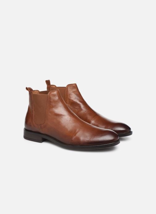 Mr SARENZA Pandero (Marron) - Bottines et boots chez Sarenza (401421)
