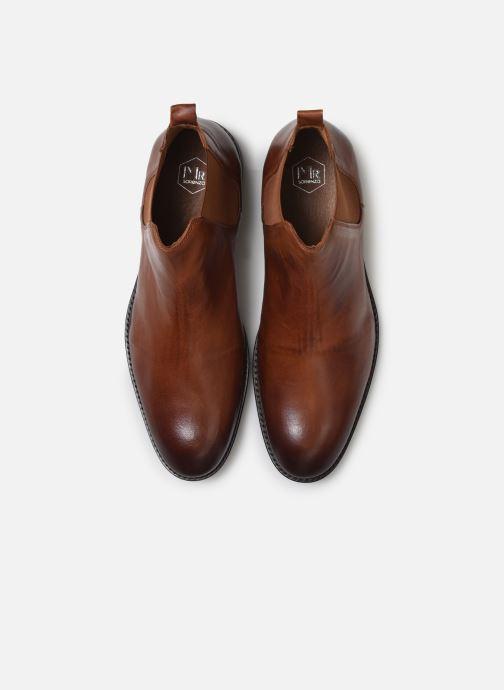 Bottines et boots Mr SARENZA Pandero Marron vue portées chaussures