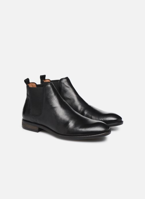 Bottines et boots Mr SARENZA Pandero Noir vue 3/4