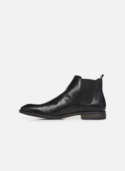 Bottines et boots Mr SARENZA Pandero Noir vue face