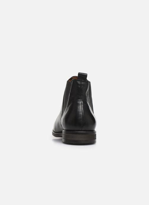 Bottines et boots Mr SARENZA Pandero Noir vue droite