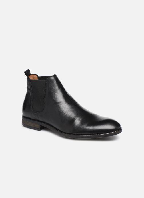 Ankelstøvler Mr SARENZA Pandero Sort detaljeret billede af skoene