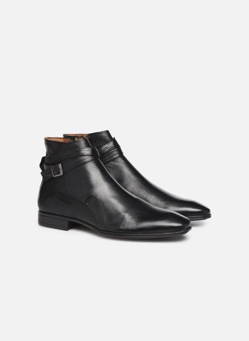 Bottines et boots Mr SARENZA Panka Noir vue 3/4