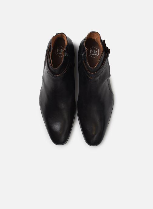 Bottines et boots Mr SARENZA Panka Noir vue portées chaussures
