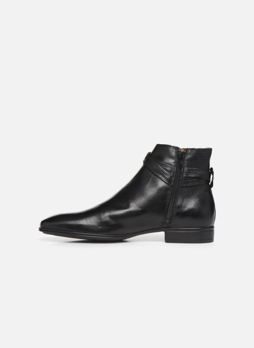 Bottines et boots Mr SARENZA Panka Noir vue face