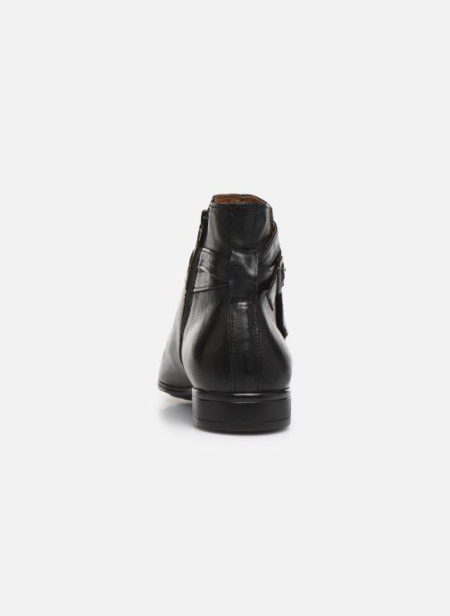 Bottines et boots Mr SARENZA Panka Noir vue droite