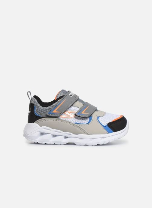 Sneakers Skechers Magna-Lights Vendow Grigio immagine posteriore