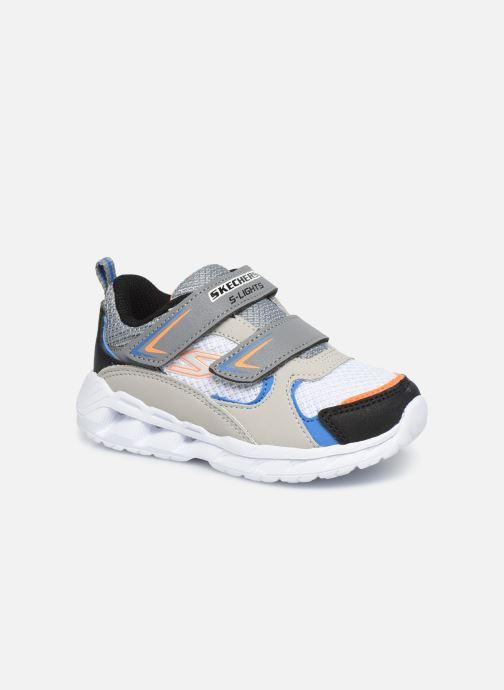 Skechers Magna Lights Vendow Sneakers 1 Grå hos Sarenza (401425)