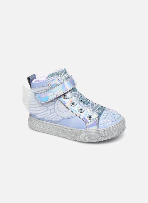 Sneaker Skechers Shuffle Lite grau detaillierte ansicht/modell
