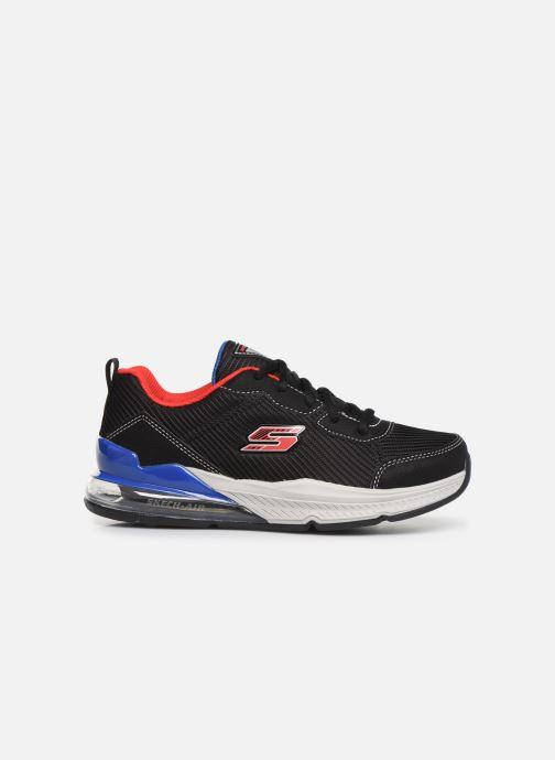 Chaussures de sport Skechers Skech-Air Blast Zoorox Noir vue derrière
