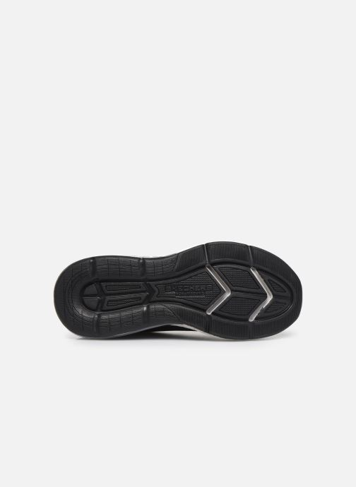 Chaussures de sport Skechers Skech-Air Blast Zoorox Noir vue haut