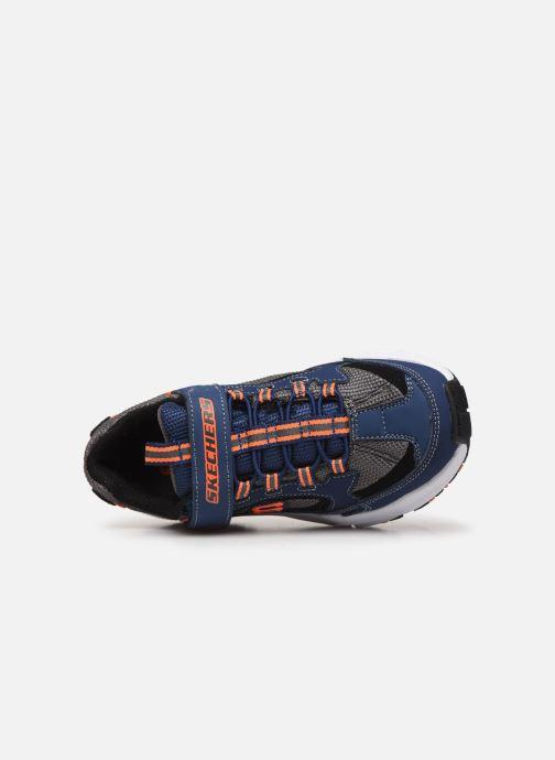 Sneakers Skechers Stamina K Blå se fra venstre
