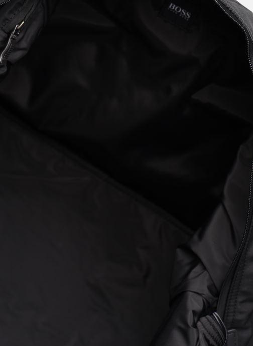 Sporttassen BOSS Pixel Holdall Zwart achterkant