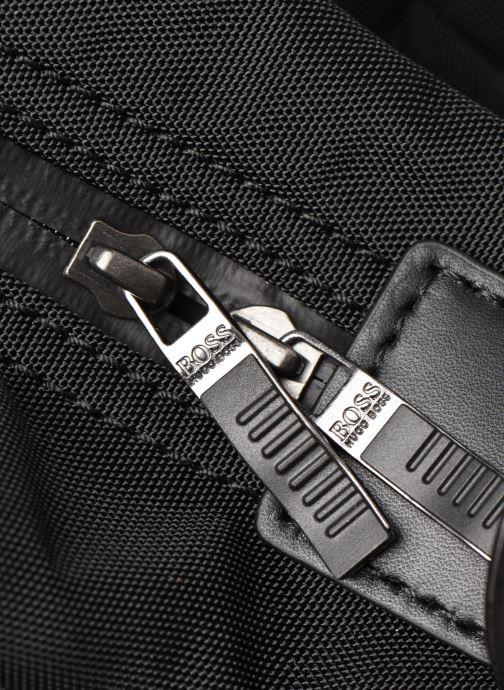 Sporttaschen BOSS Pixel Holdall schwarz ansicht von links