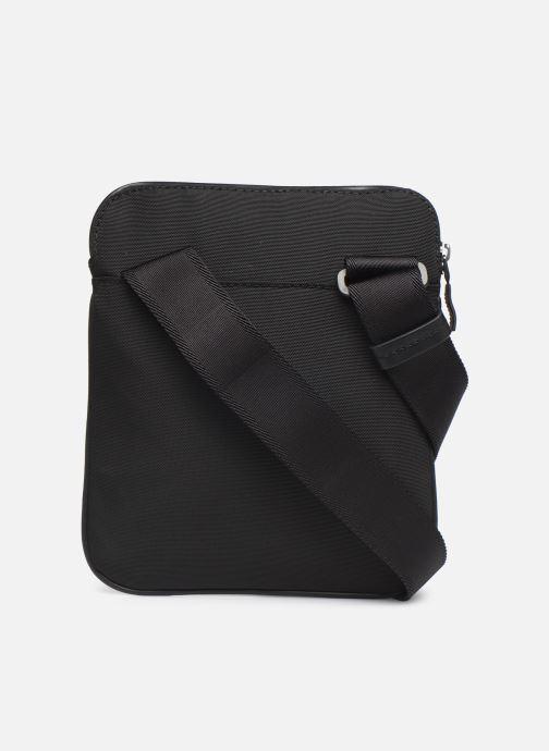Men's bags BOSS Pixel S zip Black front view