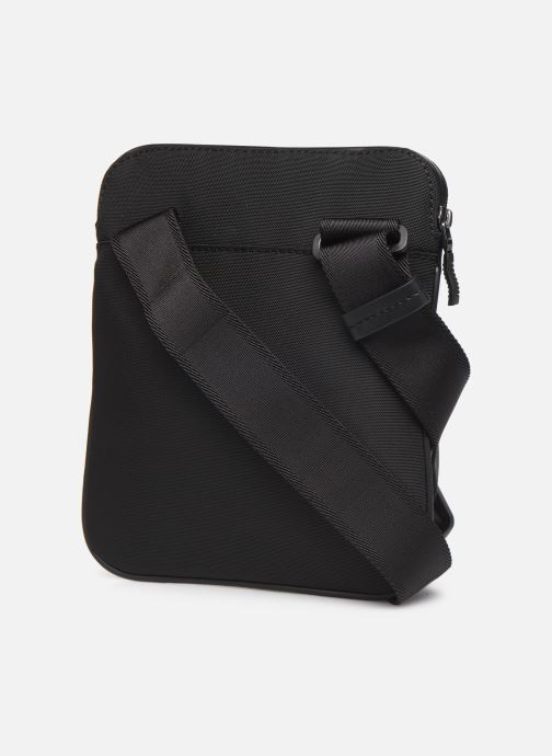 Men's bags BOSS Pixel S zip Black view from the right