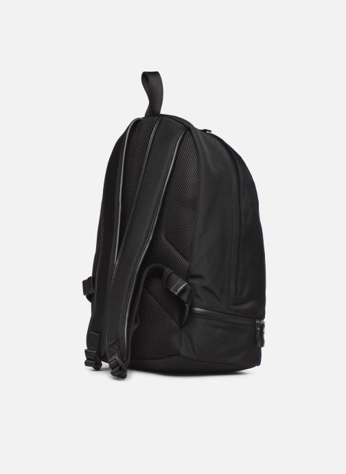 Rucksacks BOSS Pixel Backp pock Black view from the right