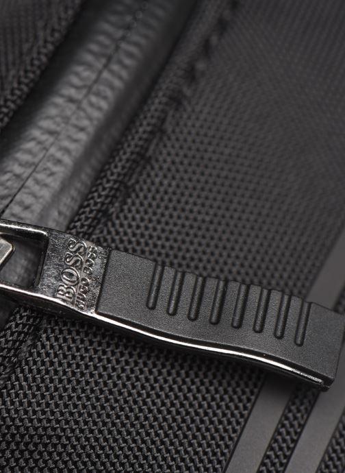Petite Maroquinerie BOSS Pixel Waist bag Noir vue gauche