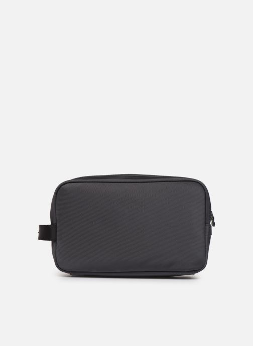 Bagages BOSS Pixel ML Washbag Gris vue face