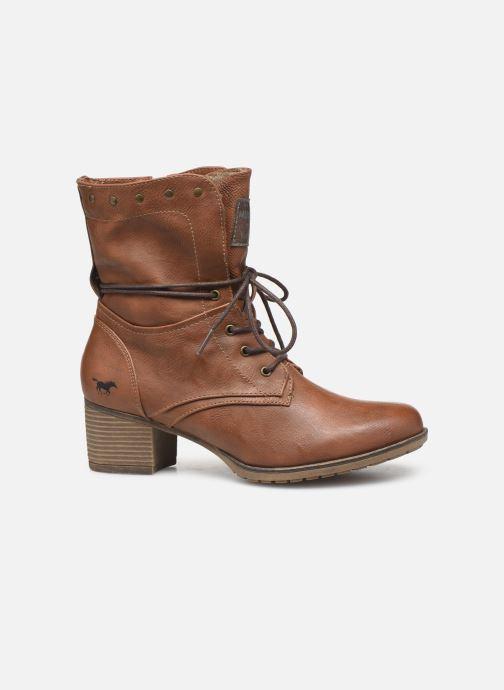 Boots en enkellaarsjes Mustang shoes Julie BIS Bruin achterkant