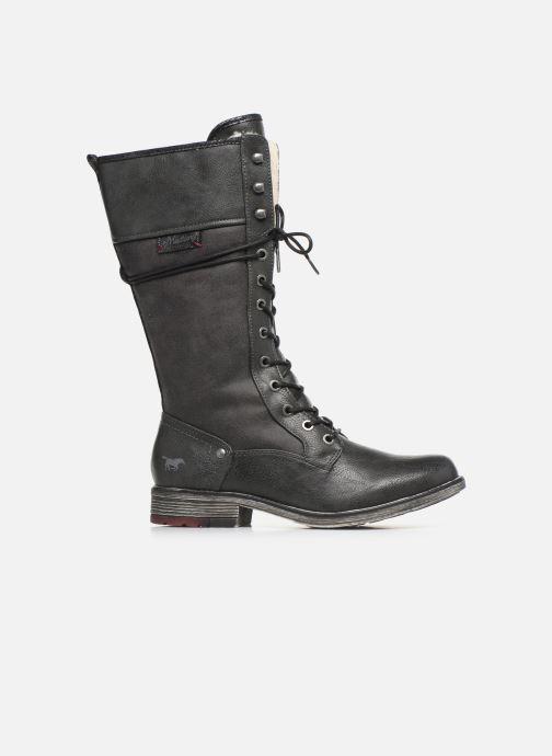 Boots & wellies Mustang shoes Josefi Grey back view